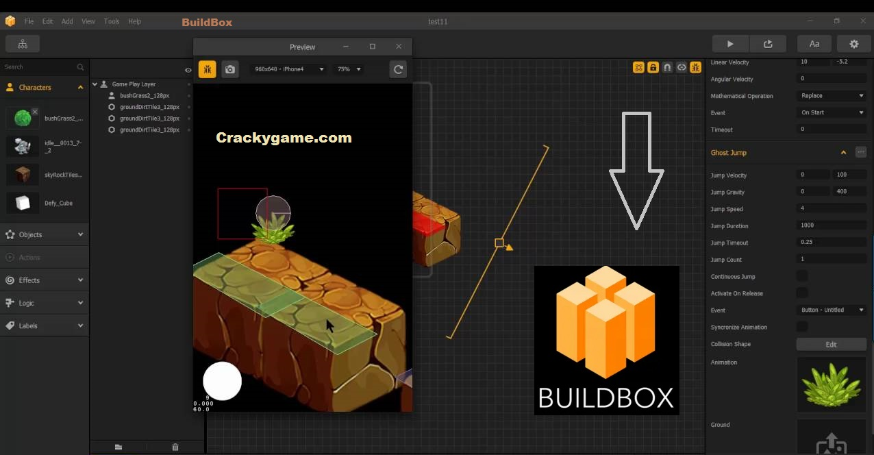 BuildBox Key