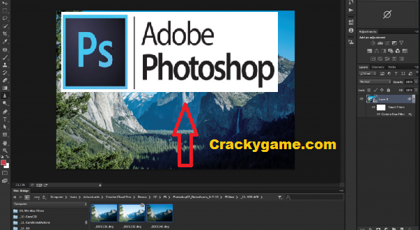 Adobe Photoshop key