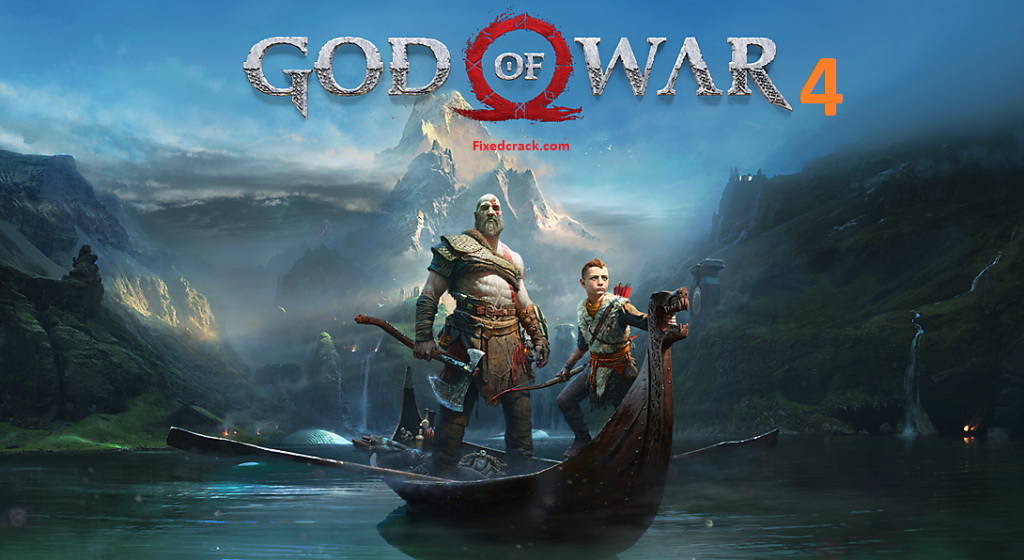 God Of War 4 Crack